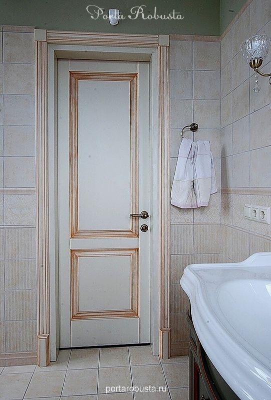 Итальянская межкомнатная дверь прованс. Межкомнатные двери на заказ в Москве