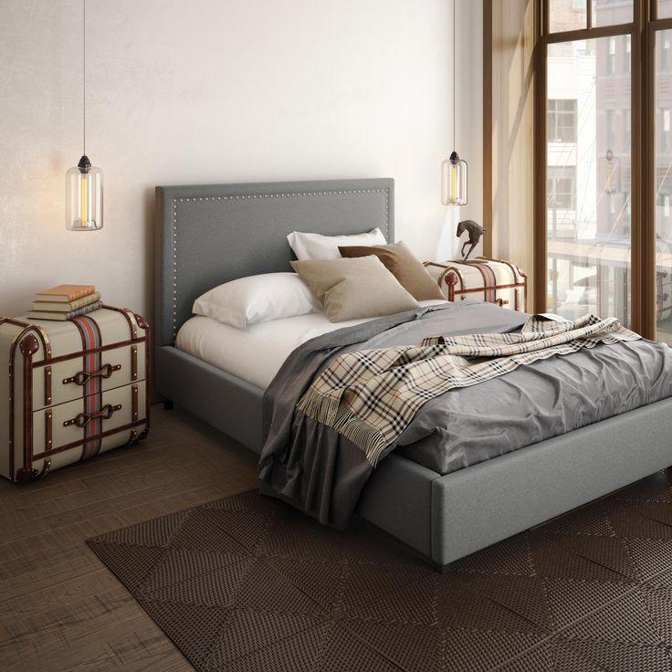 Best Amisco Granville Bed 12510 Furniture Bedroom 400 x 300
