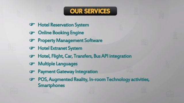 online inquiry and reservation system Your travel reservation will be entered in to the hotel reservation network find your discount hotel reservation and make a room reservation the hotel reservation system shows availability so you may book your room online.