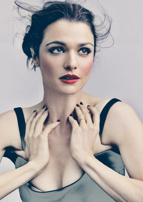 Photos: Bourne Legacy's Rachel Weisz | Hollywood | Vanity Fair    Photographed by Craig McDean