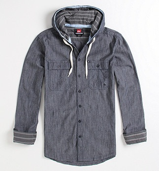 Quiksilver Morning Stroke Long Sleeve Woven Shirt - PacSun.com 69.50. Buy one get one half off. One of my sons favorite brands.