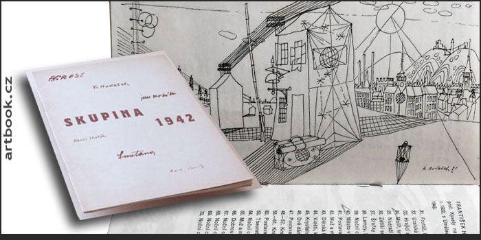 Antikvariát PRAŽSKÝ ALMANACH www.artbook.cz -  aktuální nabídka