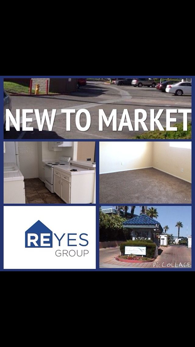 1625 Pentecost #3 San Diego, CA 92105 Approx 664 $90-95 MLS 140045502 Cash/Conventional. Bring your Investors. #c21award#Realestate#Investors