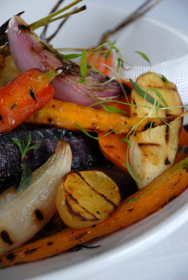 Grilled Harvest Vegetables With Mustard Glaze: http://gustotv.com/recipes/sides/grilled-harvest-vegetables-mustard-glaze/