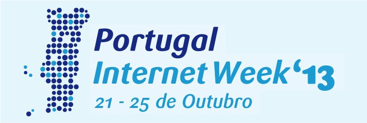 .: ACEPI :. - Portugal Internet Week'13   A Portugal Internet Week '13 terá lugar de 21 a 25 de Outubro de 2013, prosseguindo com o seu objetivo de promover, educar, analisar, orientar e potenciar a Economia Digital em Portugal.  fonte: acepi  #portugalinternetweek #eventos #economiadigita  #modernistablog