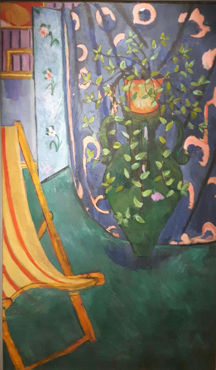 Angolo nello studio dell'artista 1912 Museo Puskin di Mosca