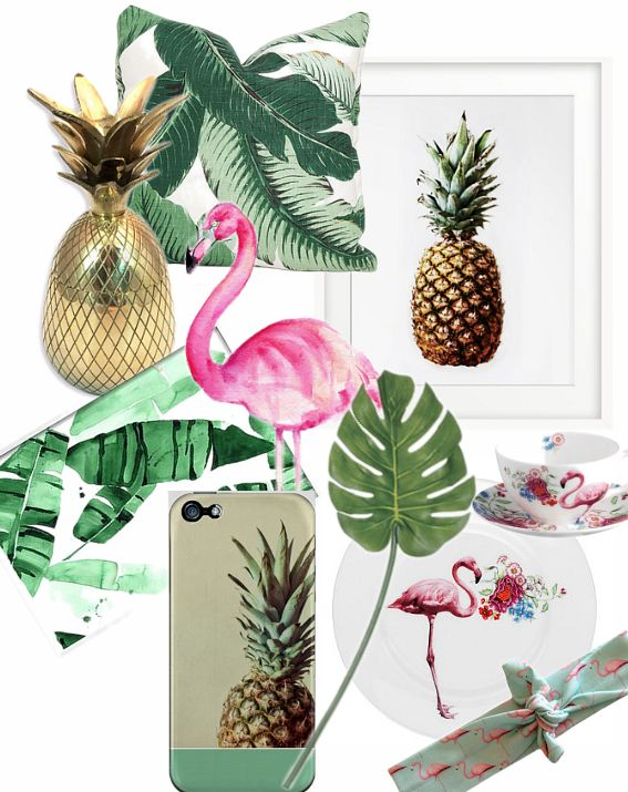 Currently Craving... All Things Tropical - Claire Brody Designs