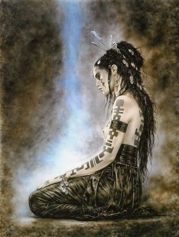 Artist: LUIS ROYO  One of my favorite artists since I was in my early teens.......back in the mid-90s.