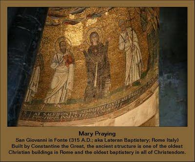 Early Christian Prayer Circles   Symbolism   Pinterest