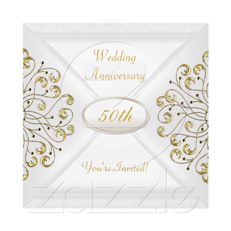 46 best Anniversary Invitations images on Pinterest | Anniversary ...