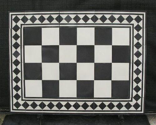 Black&White Portugese cementtegels