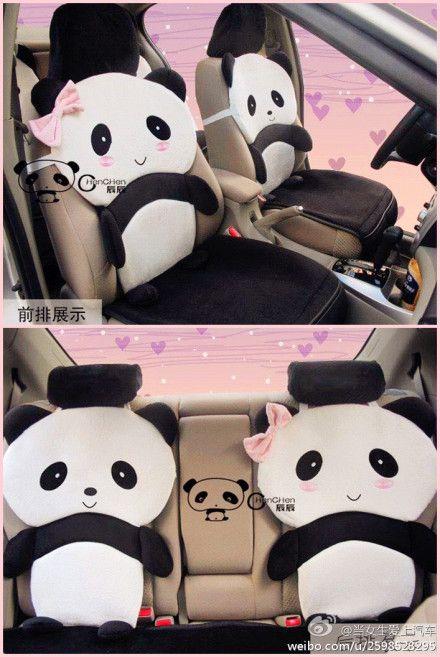 Maybe you just like pandas