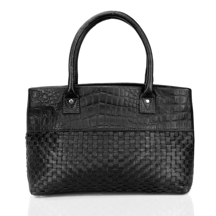 Buy online #black ladies leather satchel #bag online for sale at Rs.5,180/- at voganow.com