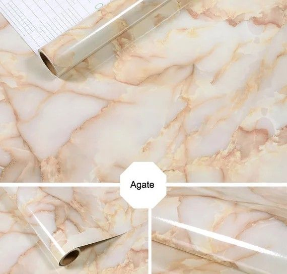 Self Adhesive Vinyl Marble Sticker Self Adhesive Wallpaper Marble Wallpaper