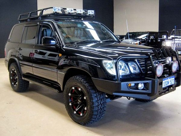 2005 Lexus LX470 4x4 Custom: An Ultra Luxury Version of the