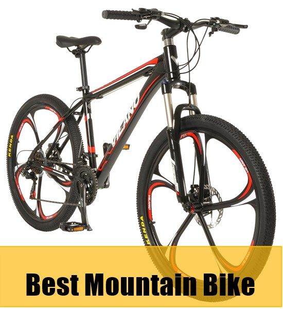 Learn to select best mountain bikes of 2016. Indepth mountain bike reviews and buyer's guide to understand what parameters you should consider while buying