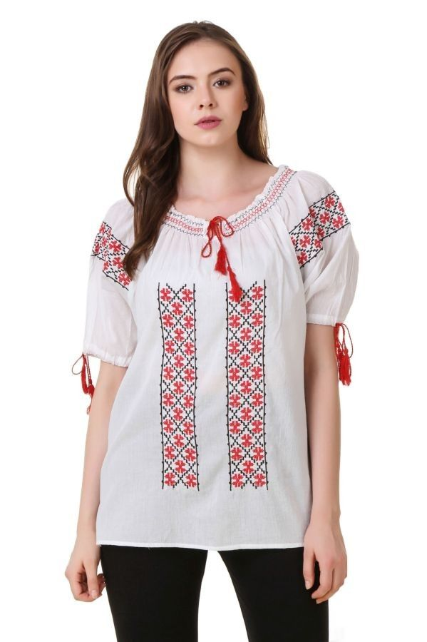 Buy Online tops for women. Huge selection of women Full Sleeve, Balloon Sleeve, Western Wear tops at Exclusive prices.