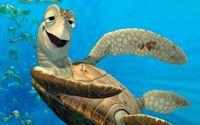 Crush | Personnages Le Monde de Nemo | Site officiel | Disney.fr