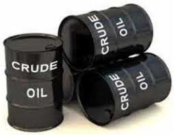 The international crude oil price of Indian Basket as computed/published today by Petroleum Planning and Analysis Cell (PPAC) under the Ministry of Petroleum and Natural Gas went up to US$ 105.91 per barrel (bbl) on 14.04.2014. This was
