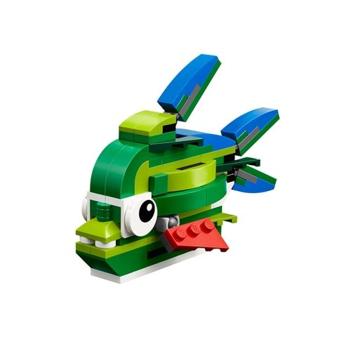 LEGO Creator Rainforest Animals (31031)