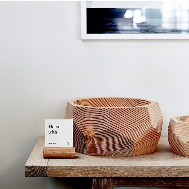 Just stunning... these bowls are hand chiseled using timber offcuts. Available through @jardanfurniture and created by @treehorndesign in Melbourne.  #handmade #handcrafted #homedecor #homewares #homestyle #design #decor #interiorstyling #interiordesign #interiors #australiandesigner #australianmade #australiandesign #madeinaustralia #localcraft #localdesigner #localbrand #MelbourneMade #everythingdesignau  More at #fetchforhome & www.fetchlane.com.au