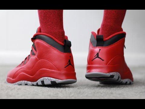 Air Jordan X Retro
