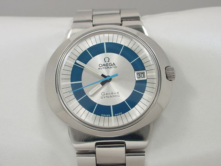 1969 OMEGA GENEVE DYNAMIC AUTOMATIC MEN'S WATCH