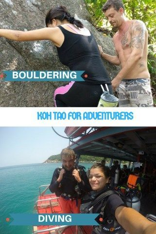 In Koh Tao and wondering what to do? Well, Koh Tao is a mecca for adventure lovers. From diving to bouldering, hiking to climbing, theres lots to do for sun and adventure seekers. Heres my list of things to do in Koh Tao, Thailand for adventure lovers. Click to read and follow the journey.