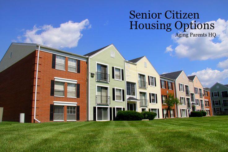 Senior Citizen Housing Options