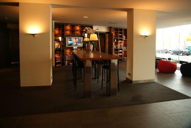 Park Hotel Amsterdam Interior Lobby