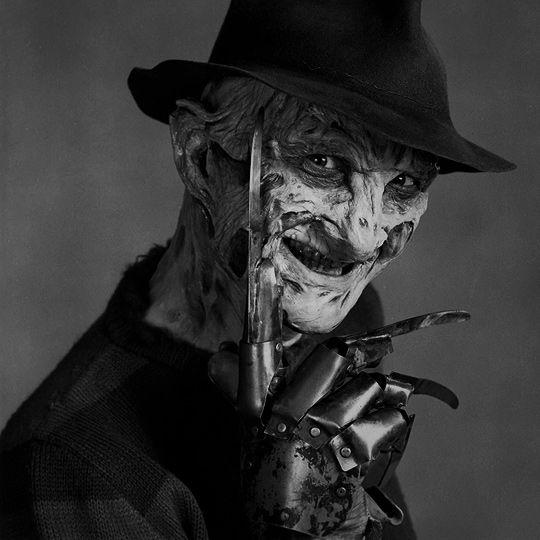 Freddy Krueger's grin!