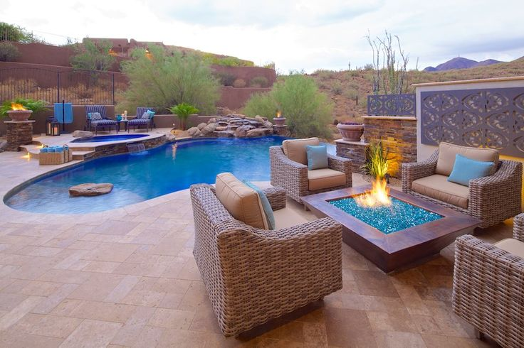 1000 images about landscaping pools on pinterest for Pool fill in mesa az