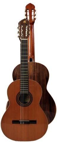 Ver Modelo B10 Guitarra Clásica del Constructor Francisco Bros, en el Blog de guitarra Artesana