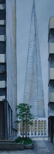 Shard, London. by peter french £225