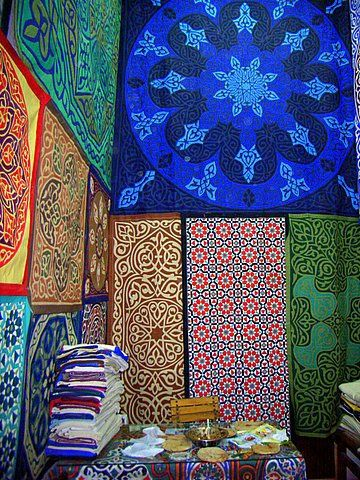 The Tentmakers Market & 81 best Tentmakers of Cairo images on Pinterest | Embroidery ...