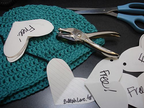 Crocheting For The Homeless : Crochet Hats For The Homeless (Large Photos) - CROCHET