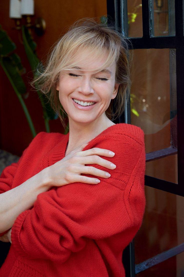 Renée Zellweger Vogue Interview - Bridget Jones's Baby (Vogue.co.uk)
