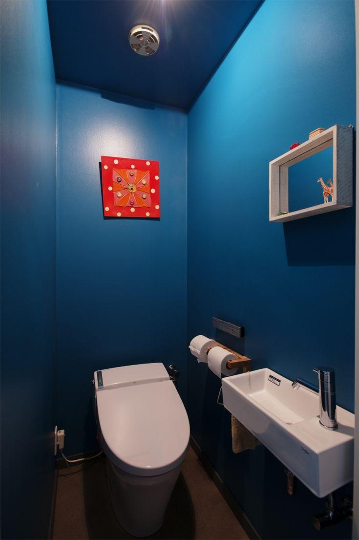 狭いからこそ!トイレを自分らしい空間にするアイデア SUVACO(スバコ) リフォーム・リノベーション会社:スタイル工房「K邸・マンションでもノスタルジーを感じる