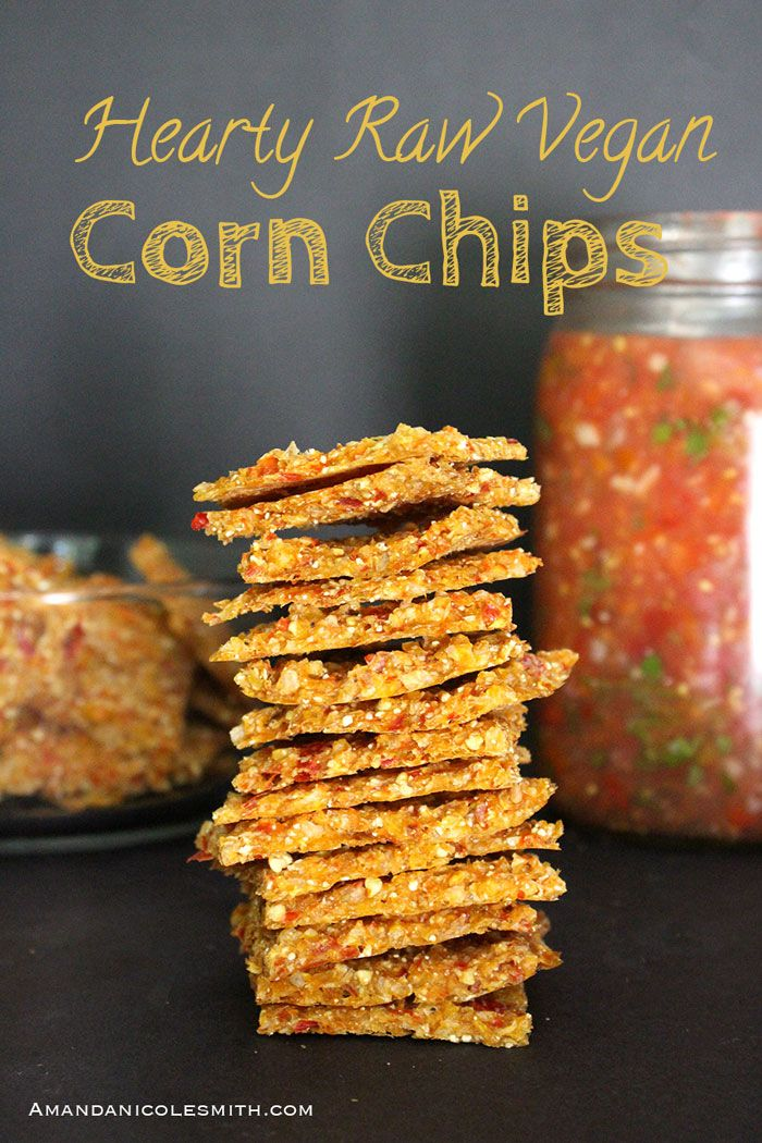 A thick and crunchy chip made from corn, red bell pepper, buckwheat, peppercorn and lime. With only …