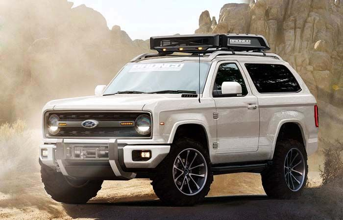 2019 Ford Bronco: Great SUV with Better Performance and Appearance