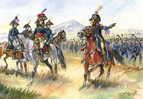 FRENCH REVOLUTIONARY WARS AND NAPOLEONIC WARS