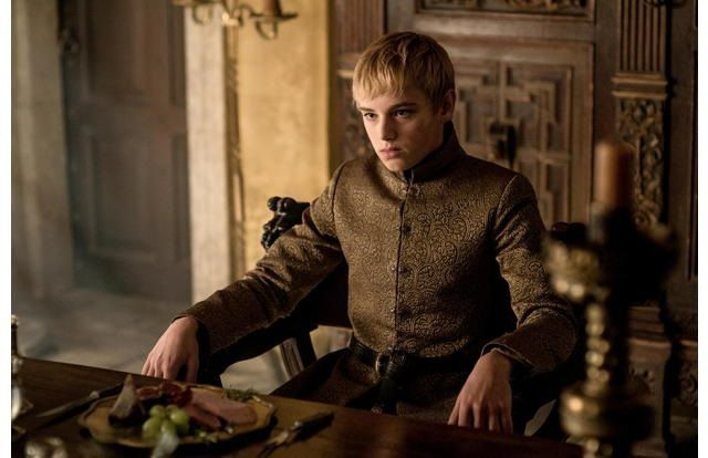 As King Tommen Baratheon, Dean-Charles Chapman sat on the Iron Throne for awhile on Game of Thrones, got married, and consummated said union. He grew up fast in the role because only a few years earlier on the British series White Queen, he looked very boyish.