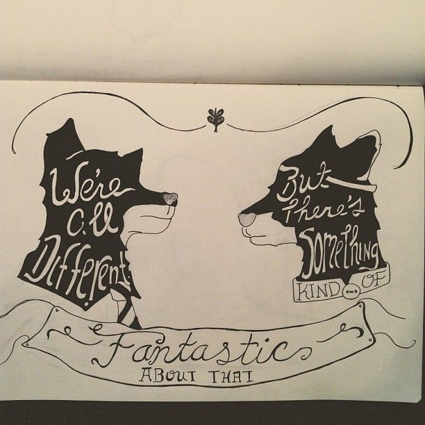 the fantastic mr fox quotes | mittenmantype: Fantastic Mr. Fox the quote