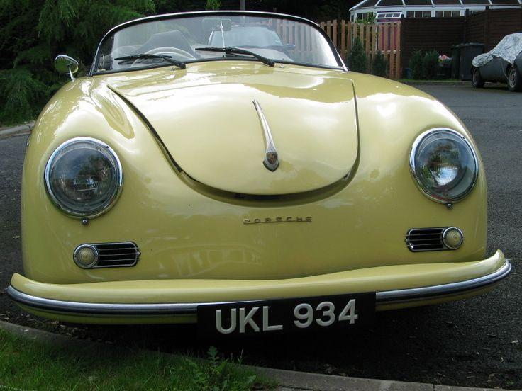 1957 Porsche 356 - Pictures - CarGurus