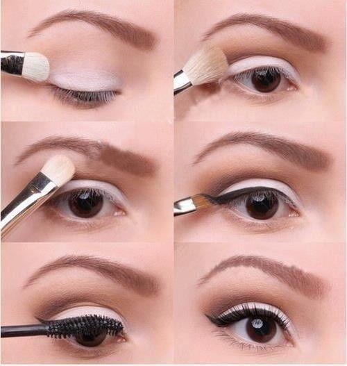 Tutorial make up occhi anni 50