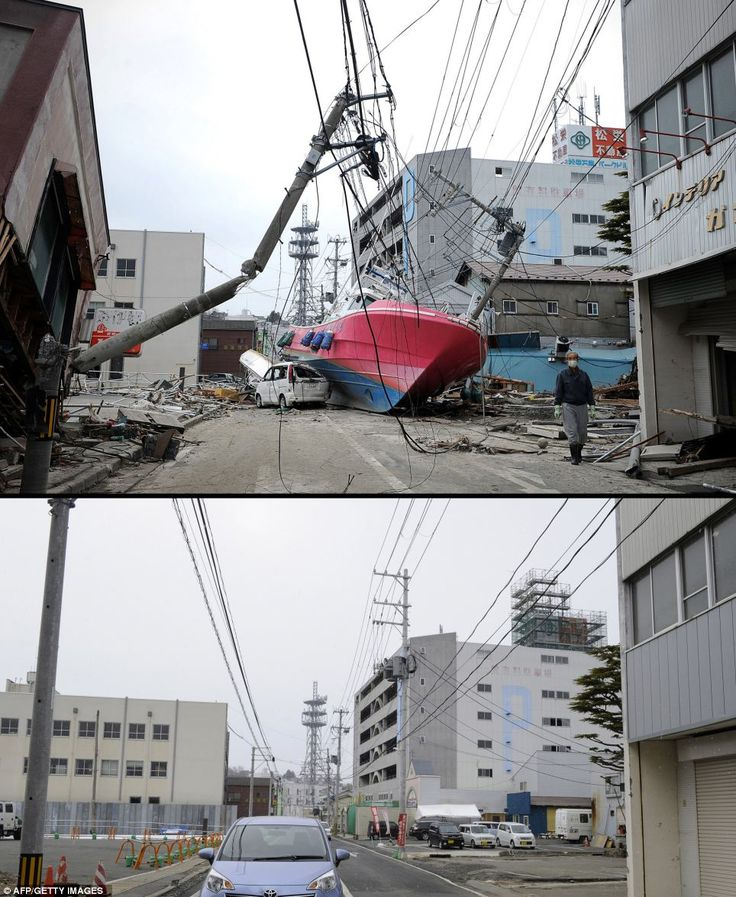 Japonia, la 11 luni de la cutremurul din martie 2011. Imagini incredibile