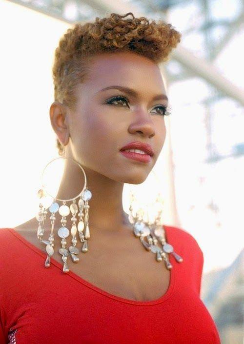 17 coupes courte femme noire afro coiffure coupes pour homme et femme black cheveux afro - Coupe afro femme ...
