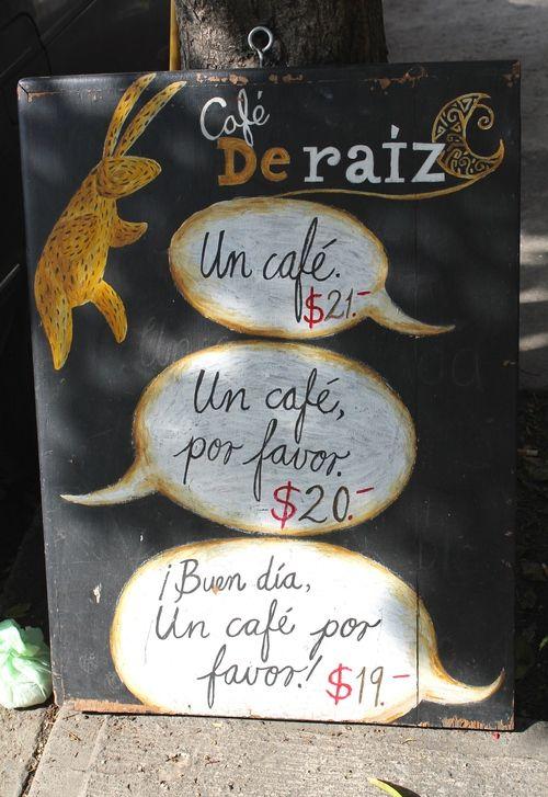 Comida oaxaqueña en Cafe de Raiz.  De food tour por la Colonia Roma con Sabores Mexico. #food #Mexico #DistritoFederal #design #travel #explore #ColoniaRoma #MexicoCity #mexicanfood