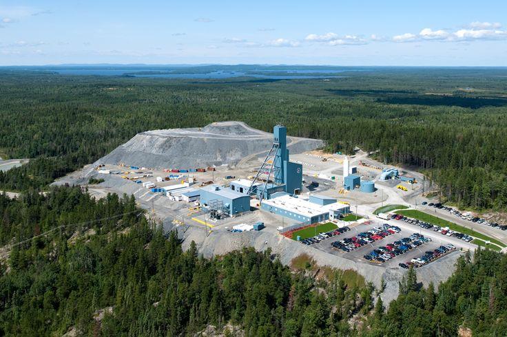 Agnico Eagle - Lapa Mine