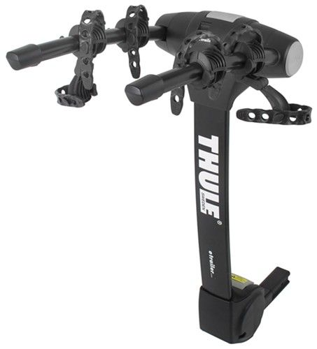 thule vertex 2 bike carrier for 1 1 4 and 2 hitches tilting thule hitch bike racks th9028. Black Bedroom Furniture Sets. Home Design Ideas